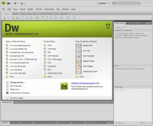 Curso completo de dreamweaver cs3 para descargar for Free php templates for dreamweaver