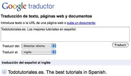 traductor y pronunciacion