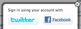 Elegir Twitter o Facebook